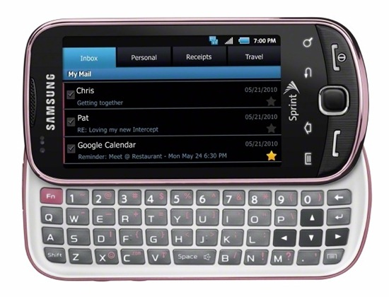 Samsung-Intercept-M910-Pink