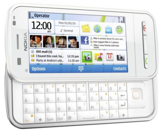 Nokia C6-00 Firmware Updated To Version 20 0 041