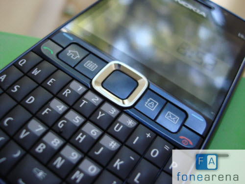 Nokia E63 Firmware Updated To Version 500 21 009