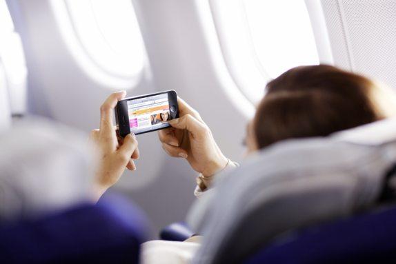 TRAI In Flight Connectivity