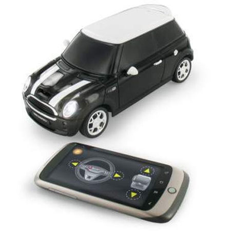Beewi Mini Cooper S Bluetooth Controlled Car Works With Android And