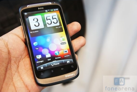 video htc desire s hands on rh fonearena com HTC One X HTC Mobile Phones