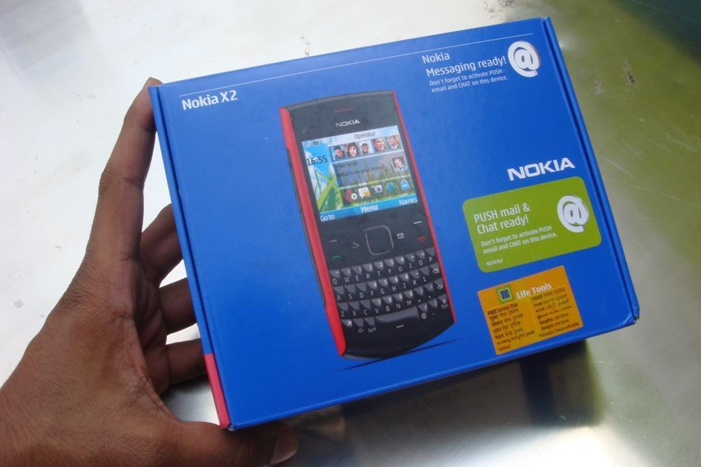 Nokia X2 Opera Mini 7 Download