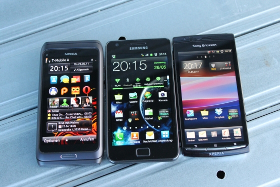Guide : Transfer all SMS from a Nokia Symbian Smartphone to Android