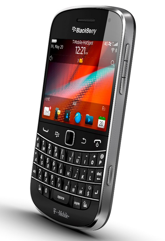 Blackberry bold 9900 coming to t mobile usa on august 31 for 29999 reheart Choice Image