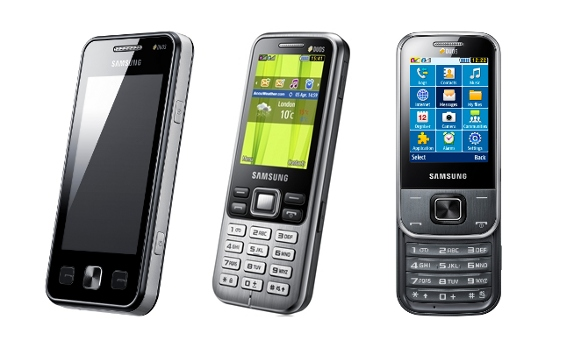 Samsung Dual Sim Phones Star Ii Duos Metro Duos And Metro C3752