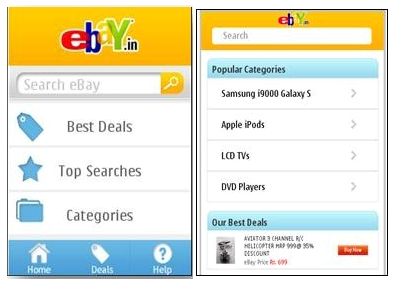 eBay India launches eBay shopping app for Nokia phones