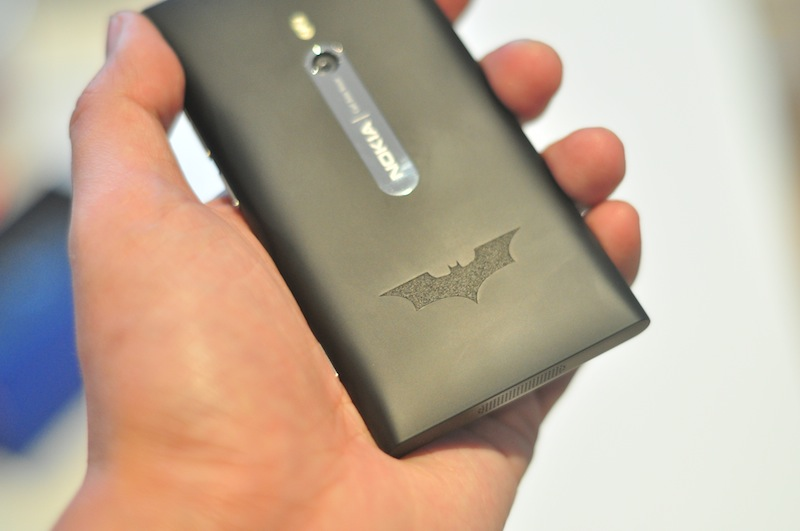 Nokia lumia 800 the dark knight rises limited edition debuts in.