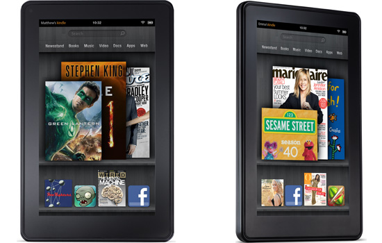 Kindle Fire Sales Figures 2011