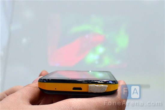 Hands On : Samsung Android Beam
