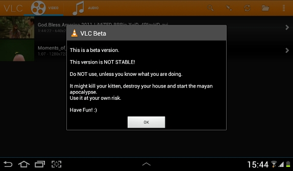 Vlc for android beta apk download from moboplay.