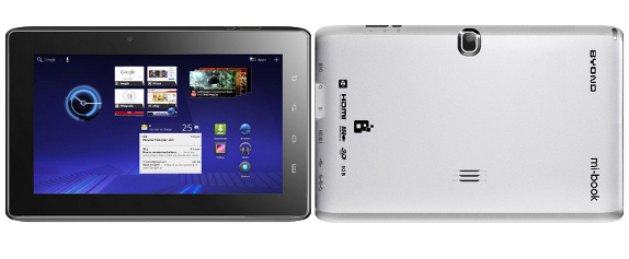 Byond mi book mi3 tablet wifi 8gb