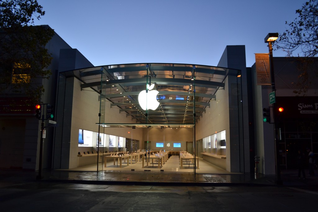 Apple Store Palo Alto Grand Opening [Photos]