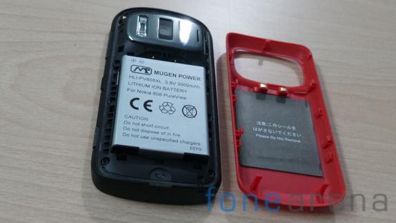 Аксесоари за Nokia 808 PureView Mugen-Battery-Nokia-808-3