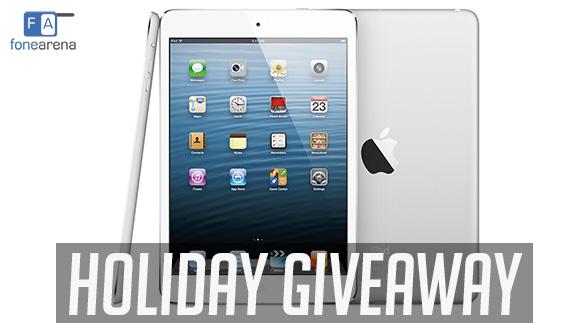 FoneArena Apple iPad mini Giveaway !