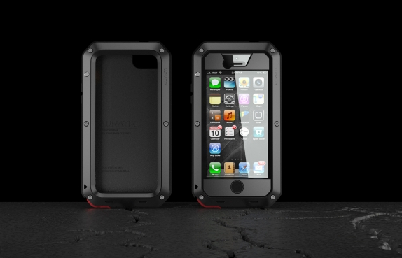 detailed look e99e5 38bb6 Lunatik TAKTIK, SEISMIK and FLAK iPhone 5 cases to debut at CES