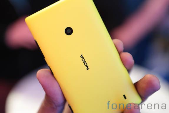 Nokia 520 Photo Gallery