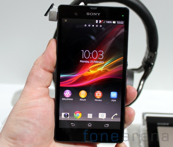 Sony Xperia Z launched in India for Rs  38990