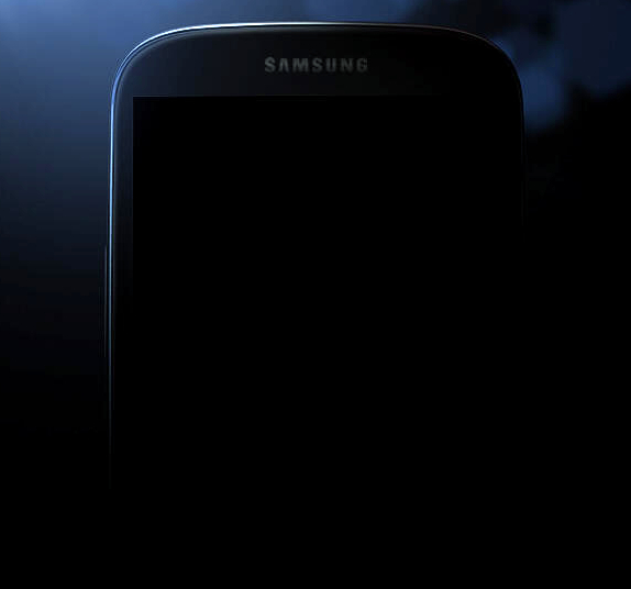 Samsung Galaxy S4 Teaser Image