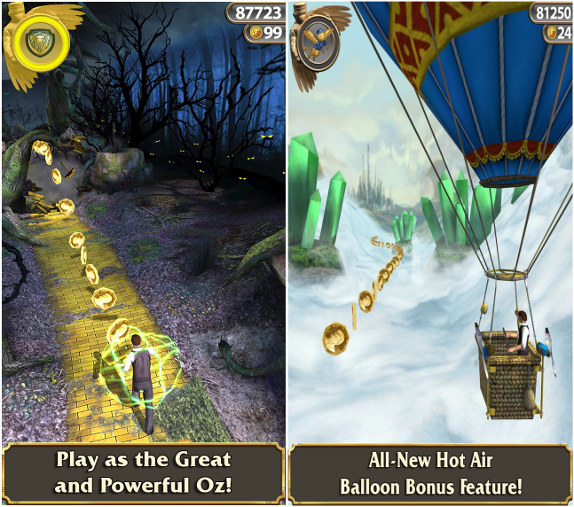 temple run java game for nokia