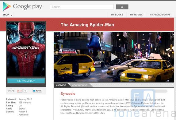 google-play-movies-india