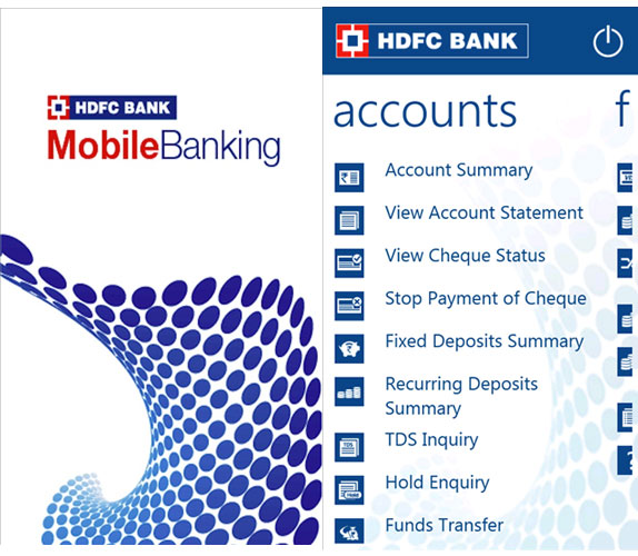 HDFC Bank launches mobile banking app for Windows Phone