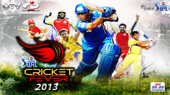 IPL Cricket Fever 2013 game launched for Android