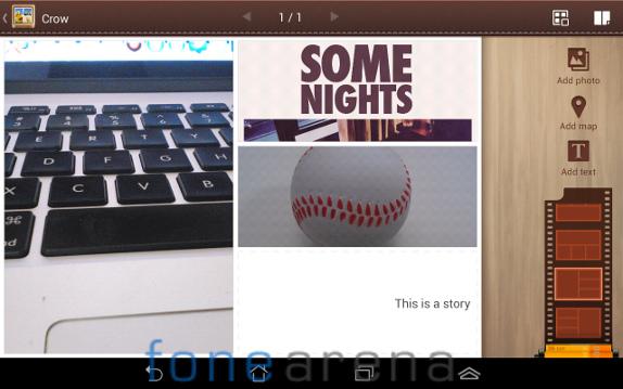 Fonepad Asus Story