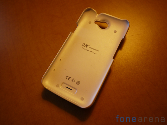 Mugen Power 6000mAh Battery Case for HTC One X Review