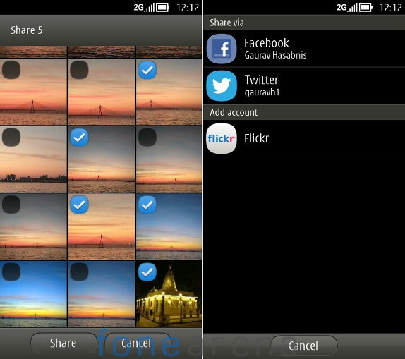 Nokia 808 PureView Camera and Gallery update India