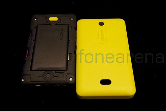 quality design 40d87 4f814 Nokia Asha 501 Hands On