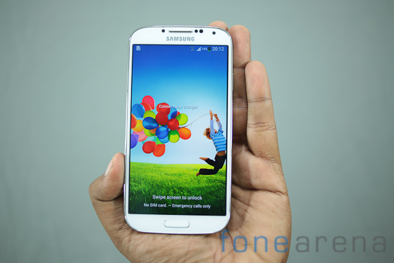 Samsung Galaxy S4 user ratings and reviews