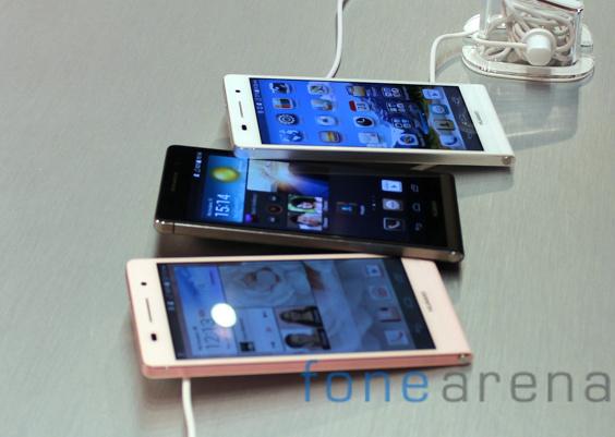 Huawei-Ascend-P6-Pink-Black-White