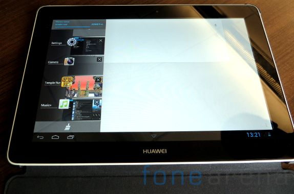 Huawei MediaPad 10 Link First hands on