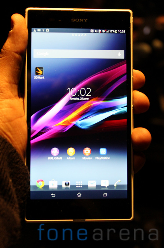 Sony Xperia Z Ultra launched in India for Rs  46990