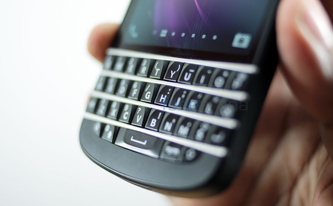 BlackBerry Q20 with 3 5-inch touch screen, QWERTY keyboard announced