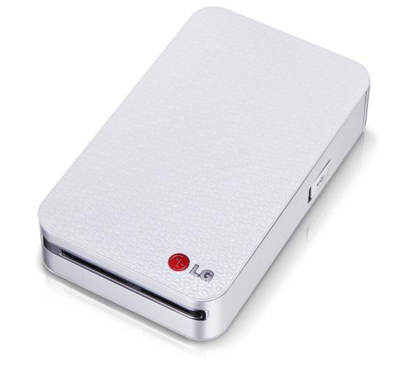 LG PD233 Pocket Photo Printer