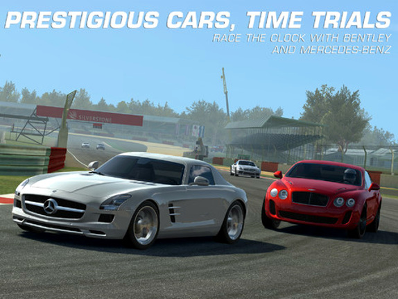 Real Racing 3 Prestige Update