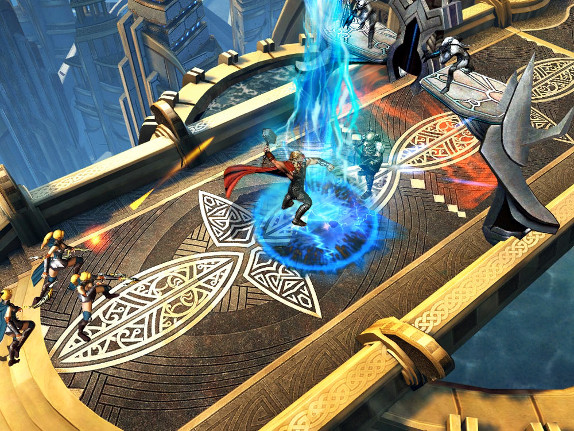 Thor The Dark World game