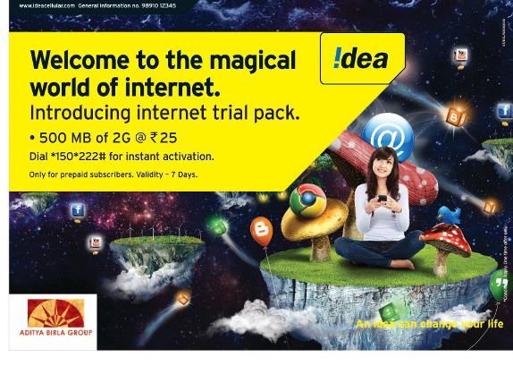 Idea 2G Trial pack
