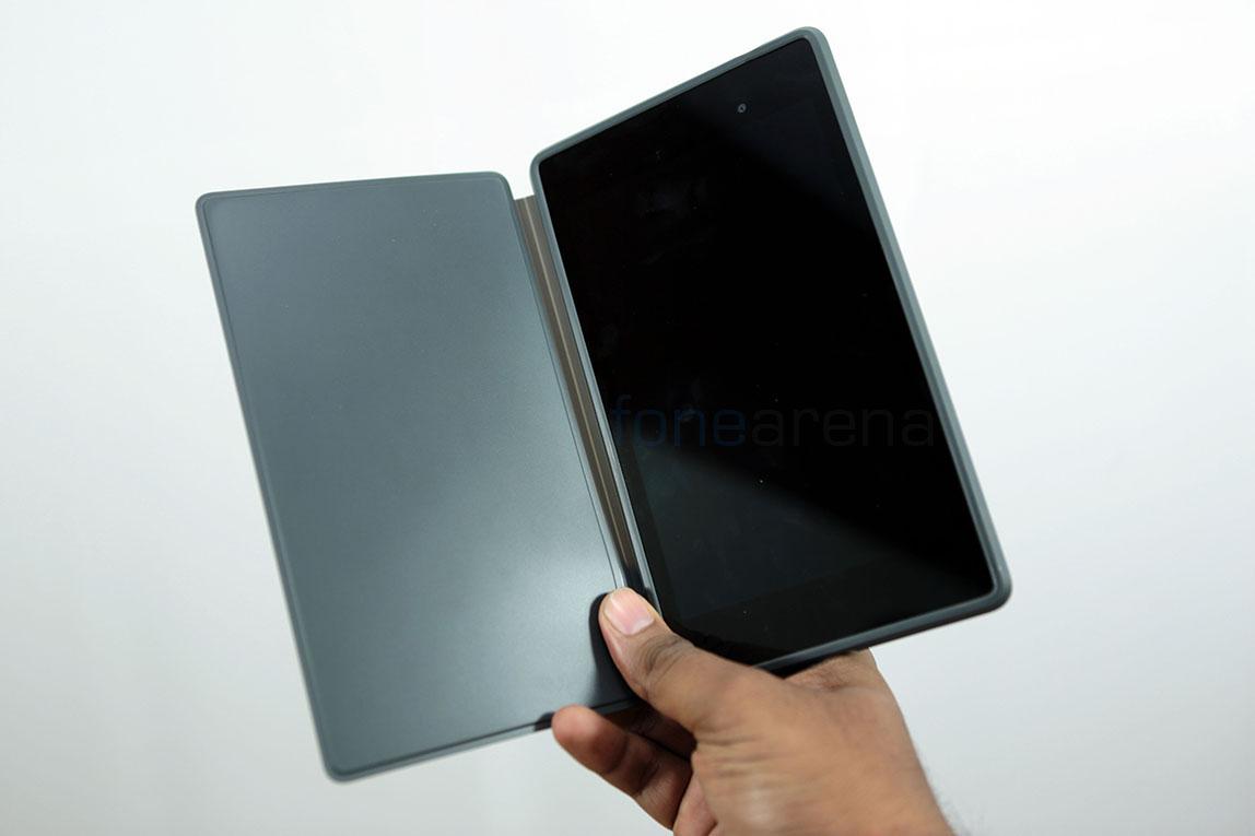 buy popular 37d91 8bc45 Google Nexus 7 2013 Travel Cover hands on
