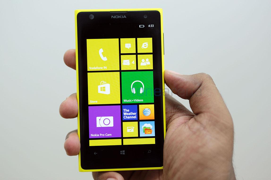 Nokia 1020 Vertrag