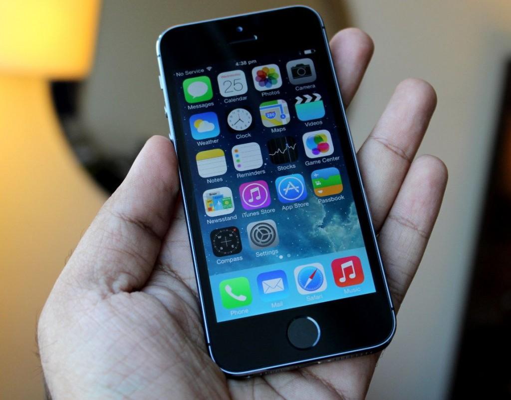 Apple iPhone 5S-7