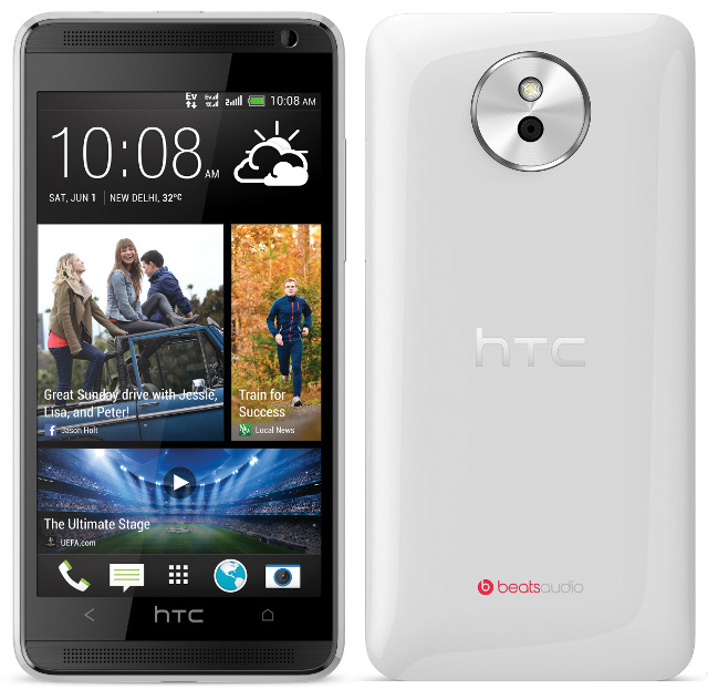 official photos 6ae36 9bf1e HTC Desire 600c Dual SIM (CDMA + GSM) phone now available in India ...