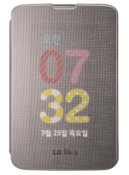LG Vu 3 Quick Cover Case