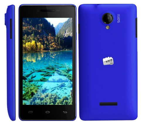 Micromax Canvas Fun A74 with 4 5-inch display now available