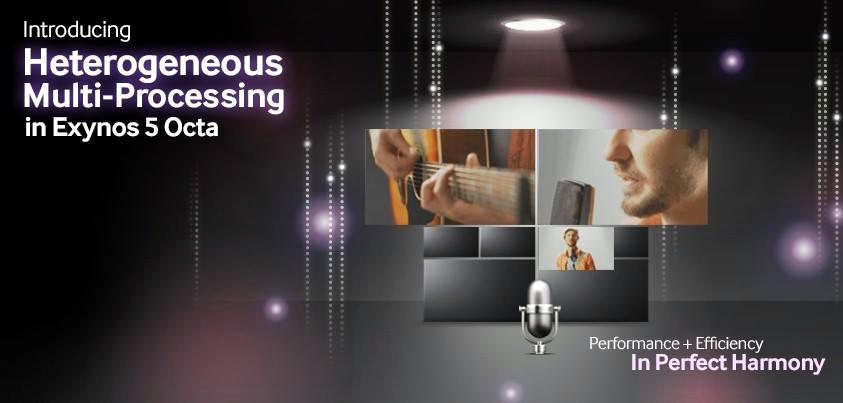 Samsung Exynos 5 Octa Heterogeneous Multi-Processing