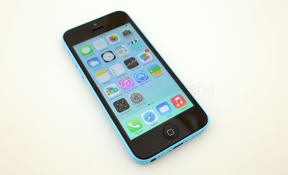 Apple iPhone 5S 5C India