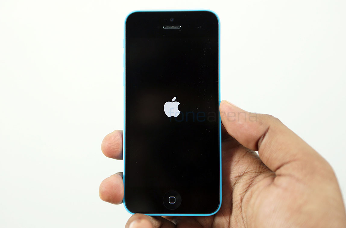 iphone 5c black apple iphone 5c blue unboxing 11080