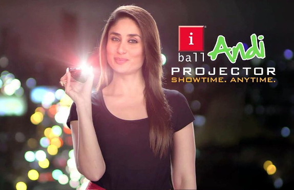 iBall Andi 4a Projector Phone